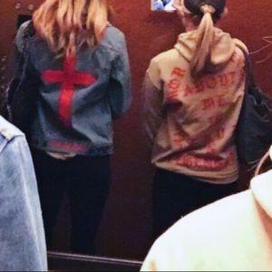 Kanye West NEW YORK sweatshirt